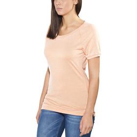 Black Diamond Pingora - Camiseta manga corta Mujer - naranja